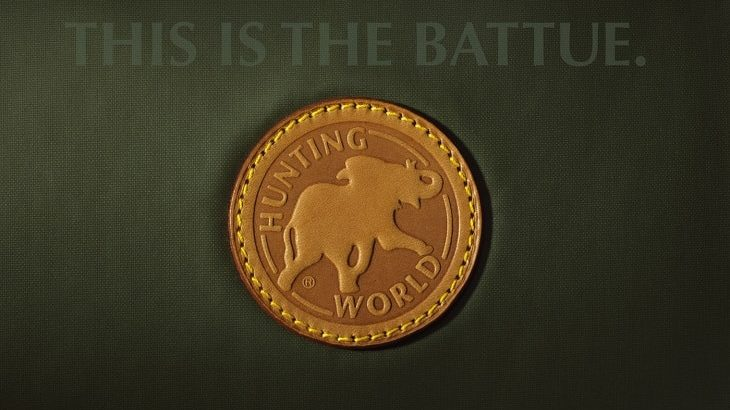 【HUNTING WORLD(ハンティングワールド)】「BATTUE ORIGIN」のDNAを引き継いだコインケース